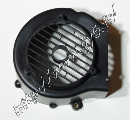 9 - cooling fan cover