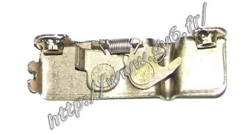 saddle latch