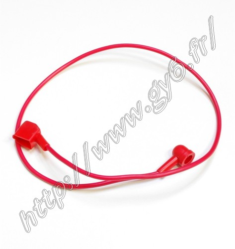 positif (red) cable for battery