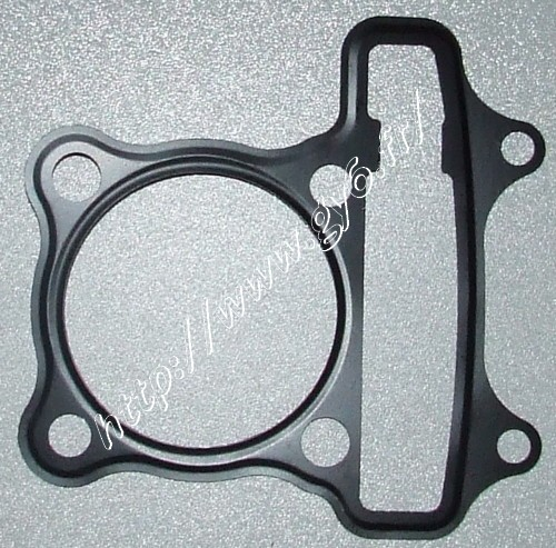 24 - cylinder head gasket (metallic)