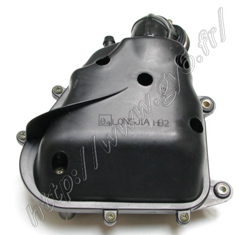 air box 2 stroke for motor    type Minarelli horizontal 1PE40QMB, BHM , LONGJIA and can fit  MBK / YAMAHA / NITRO - AEROX - NEO'S - OVETTO - F12 - MACH G depend of the year