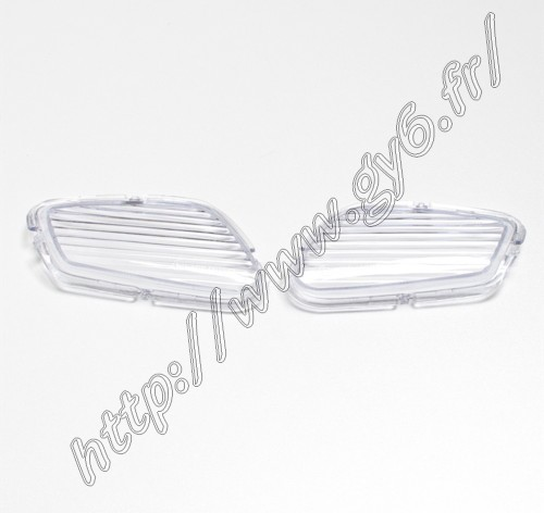 front blinker transparent cap   Jonway T12 (both)