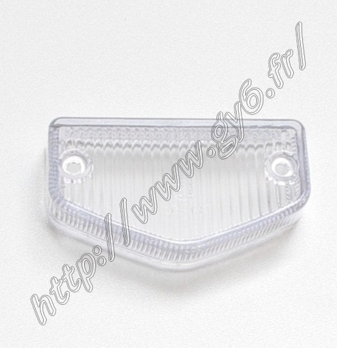 little front light transparent panel for  Jonway T19, Timax, and similar