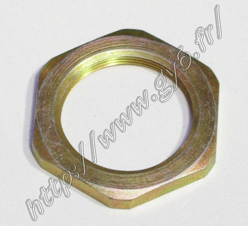 flat nut for clutch      125cc and  150cc +