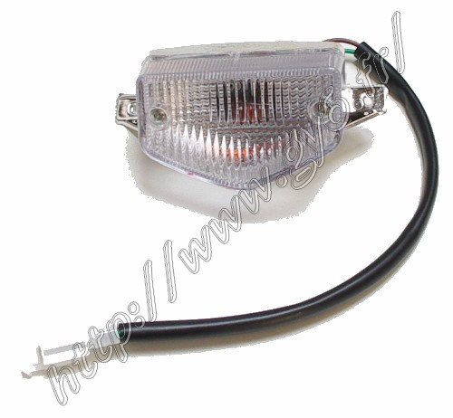 little front light for  Jonway T19, Timax,  and similar