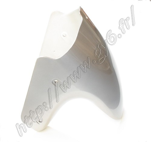 front mudguard, grey color