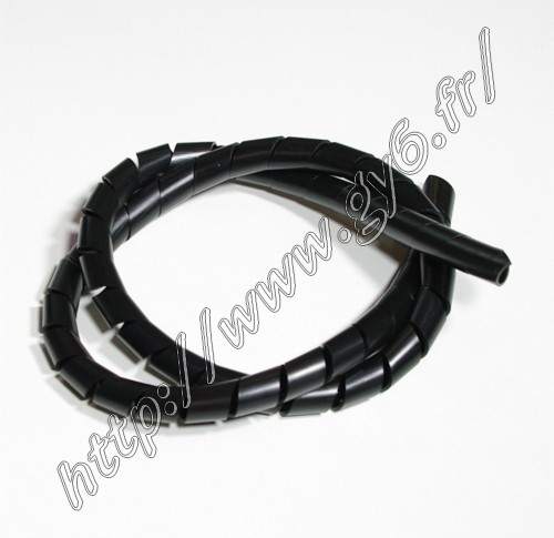 protective electric sheath, for your electric harness, cutted in spiral 13mm