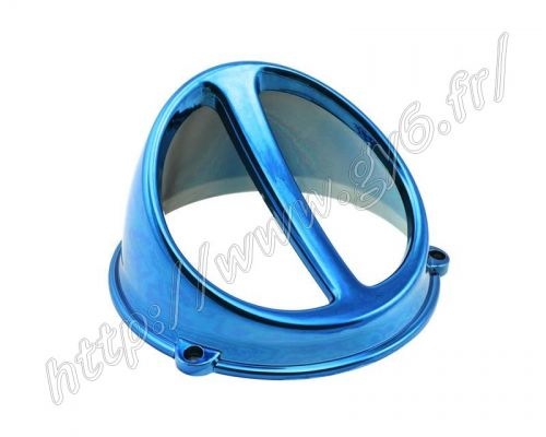 air scoop blue anodized