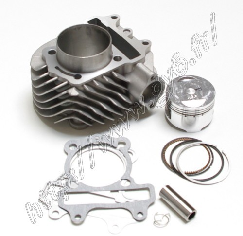 Kit cylinder 150cc complete for motor  QJ153QMI