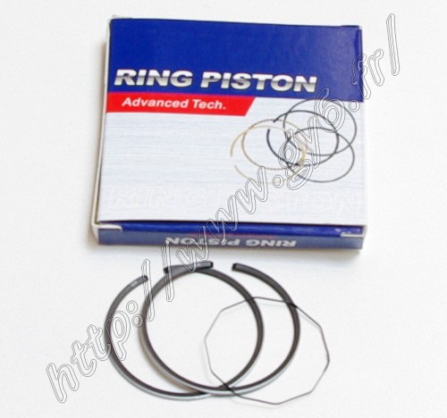 high quality piston rings 50cc 2 stroke 40mm high performance