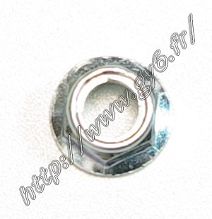 motor nut M10, for rotor/stator and clutch 50cc thickness 9,50mm.