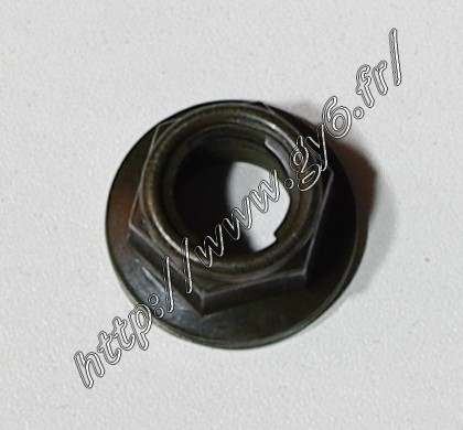 nut M12 for variator, rotor, front wheel axle, clutch (except for 50cc clutch and rotor, wich use M10 nut)