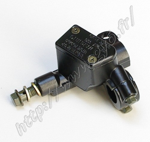 master cylinder for front disk brake of jonway   T19 timax and similar, 19mm handlebar