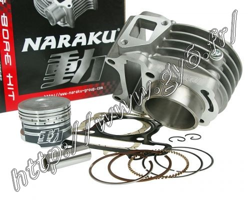 cylinder kit Naraku v2 47mm  72cc.