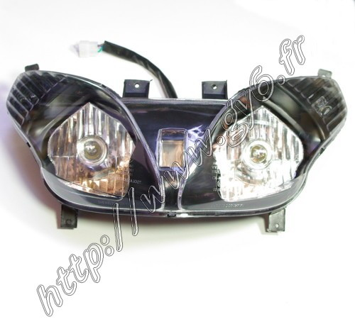 headlight for   Jonway YY125T-19 and  compatibles.