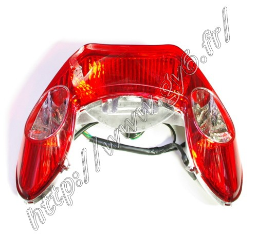 tail light for  Jonway YY125T-19 and compatibles.