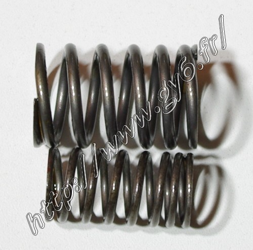 valve springs (inner and outer) for  50cc