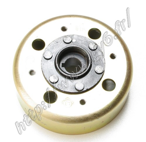 rotor, flywheel, for  QJ153QMI,   Keeway ARN 125, Matrix 125, RX9 LEONE, and similar with gy6 motor  QJ153QMI