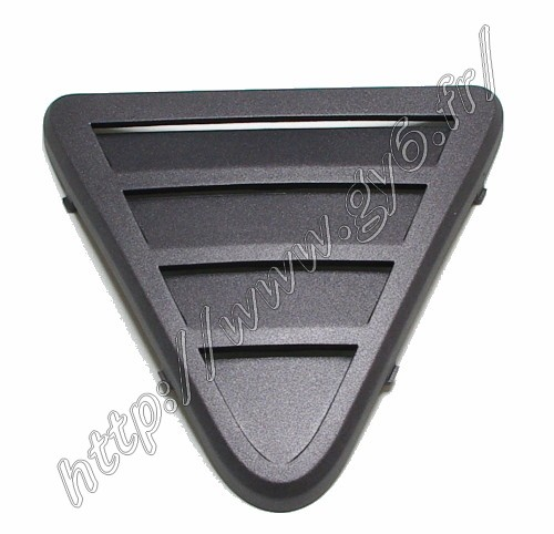 front triangle cover for  Jonway T19, Timax,  and similar