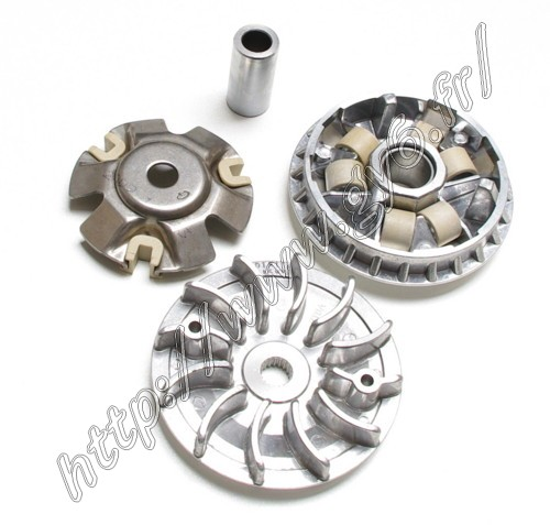 complete variator  ,  for  QJ153QMI,   Keeway ARN 125, Matrix 125, RX9 LEONE, and similar with gy6 motor  QJ153QMI