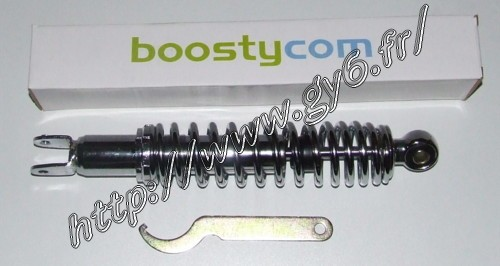 chrome racing shock absorber 315mm