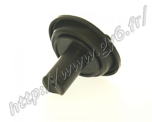vacuum diaphragm for carburator  18mm,  with incurved bushel 16mm  .