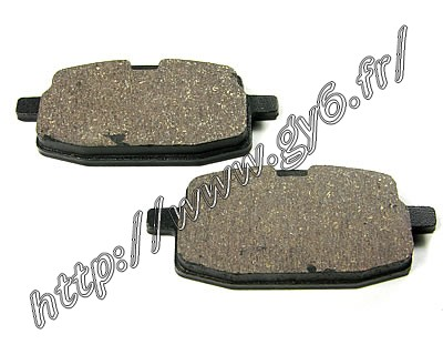 front brake pad 50 cc type A