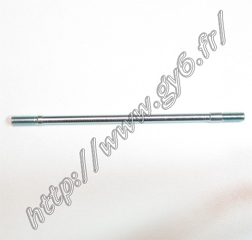 central motor bolt 125cc    Diameter 8mm, length 187mm