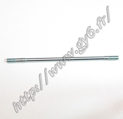 central bolt for  50 cc motor    diameter 7mm, length 168mm
