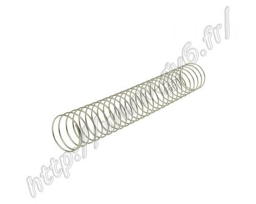 bushel spring, for vacuum diaphragm  for carburator 125cc