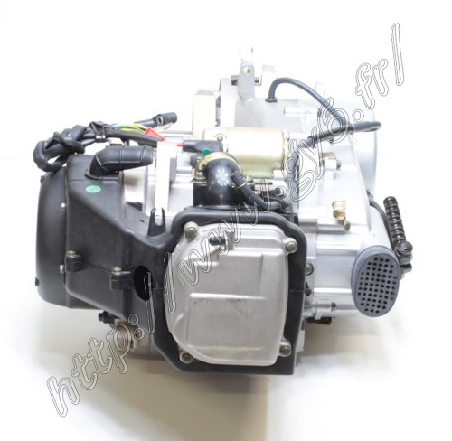 Gy Qmj Complete Long Engine on 150cc Gy6 Scooter Engine Parts