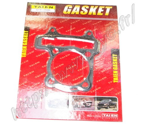 gasket for 63mm cylinder and cylinder head ( 180cc)