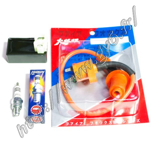 racing ignition kit for  50cc to 90cc  high performances