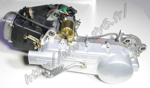 GY6 complete engines - complete engines - original and racing spares