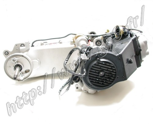 Moteur Gy Qmi Complet Cc Flasque Mmc on 150cc Gy6 Scooter Engine Parts