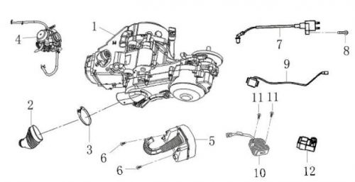 high performance gy6 carburetor