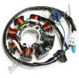 stator 8 coils 50cc version 2