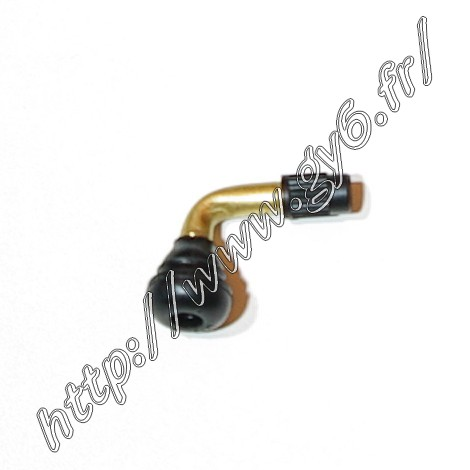 bended tyre valve